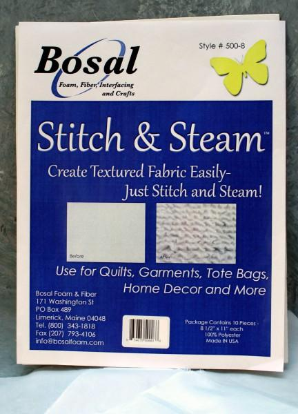 Stitch & Steam 8-1/2in x 11in 10pk