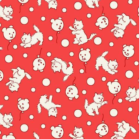 Red Teddybear Balloons