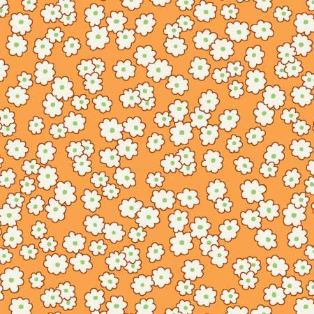 Peach Mini Floral