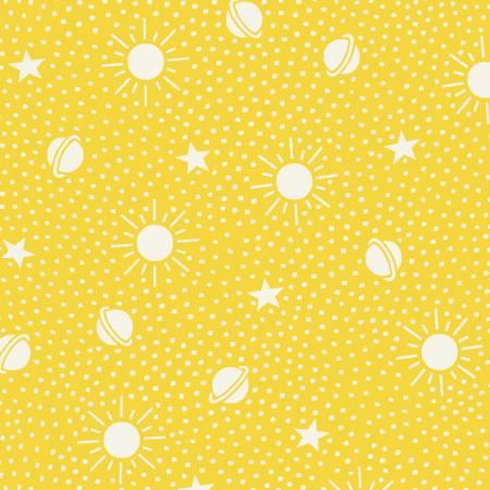 *Storybook Sleepytime Yellow Celestial