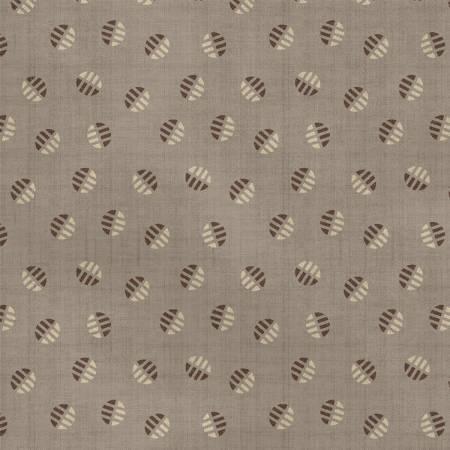 Grey Striped Dot 50021-2