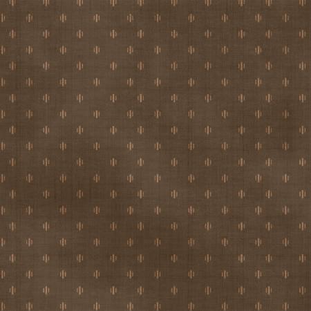 Charcoal Dot Foulard