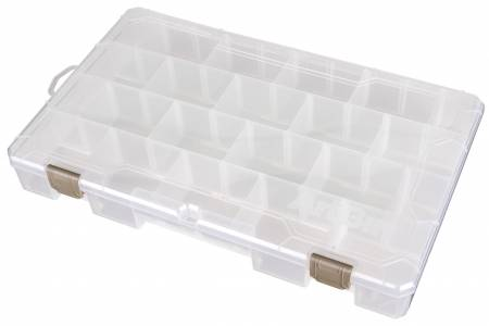 Solutions Box Large 4 Compartment