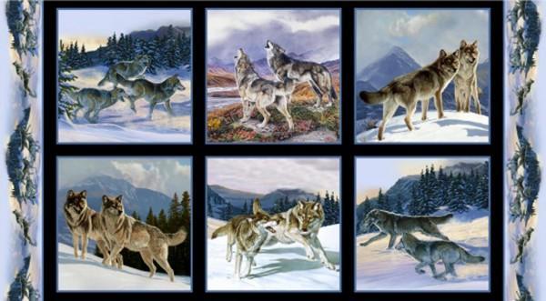 Wild Run - Al Agnew - Panel Tiles