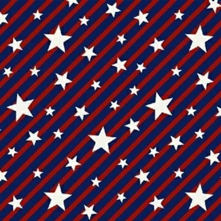 Red Stars & Stripes