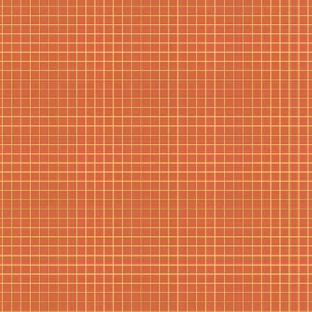 Tool Time Orange Grid