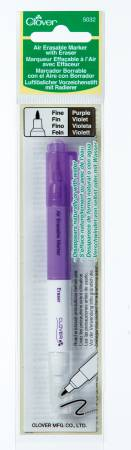 Air Erasable Marker With Eraser Purple