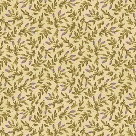 Cream Floral Buds