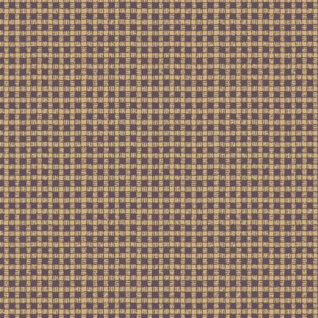 Purple Check Plaid