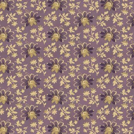 Purple Flower Heads