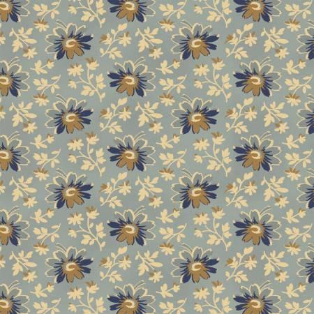 Blue Flower Heads