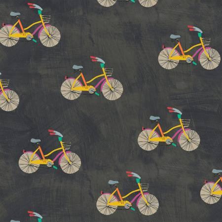 Charcoal Little Bikes