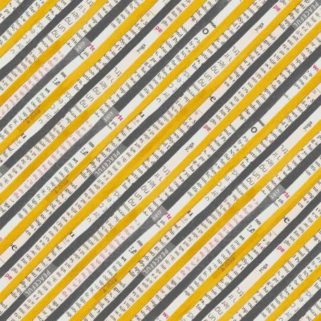 Wonder Bias Stripe Charcoal