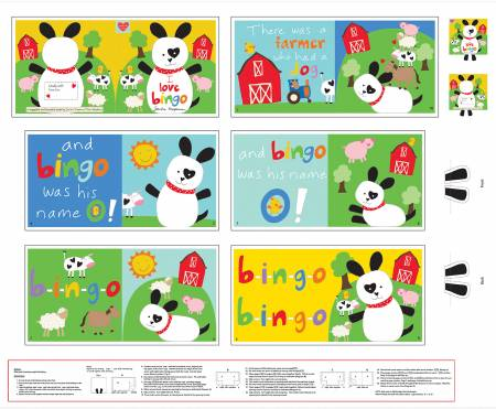 Bingo Book Panel
