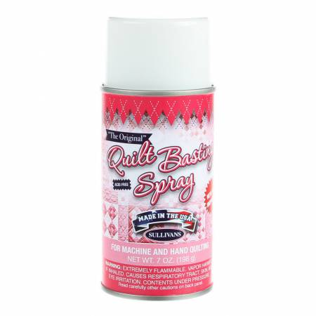 ORMD Quilt Basting Spray 7 oz