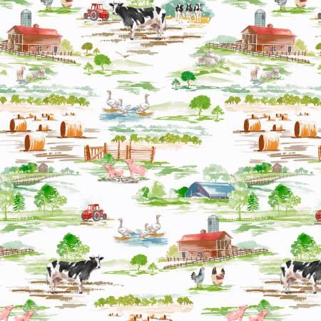 Multi Farm Scenes
