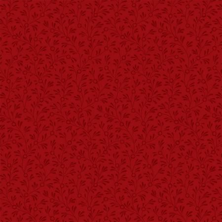Color Wall - Barn Red Mini Vine