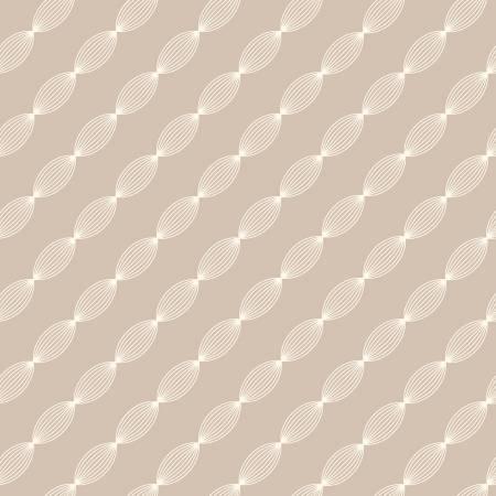 Taupe Diagonal Stripe