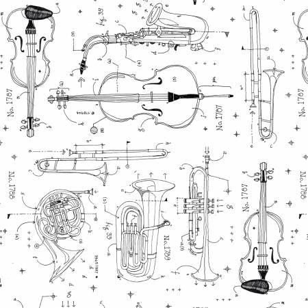 Opus White Anatomy of Music