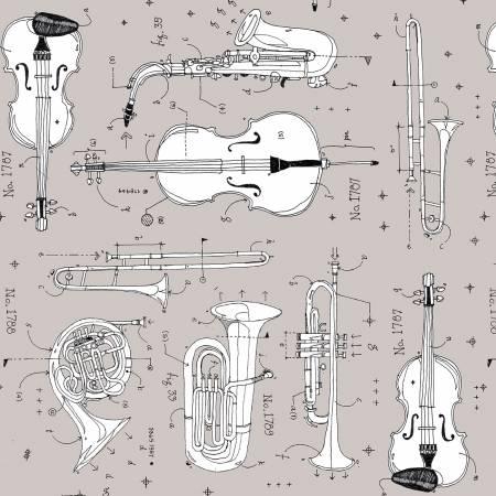 Grey Anatomy of Music
