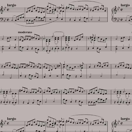 Grey Sheet Music
