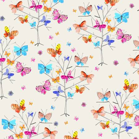 Ivory Butterfly Trees