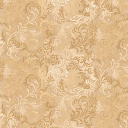 Wilmington Prints - Tan Essentials Embellishment 51000-112