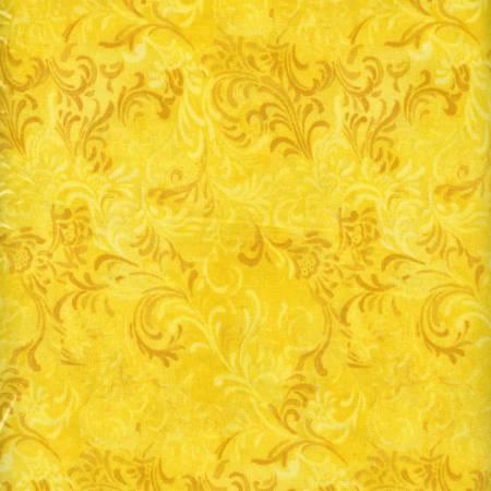 Yellow Embellishment