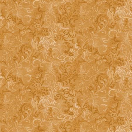 Golden Brown Embellishment