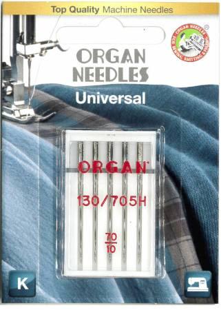 Organ Universal Size 70/10 Needles