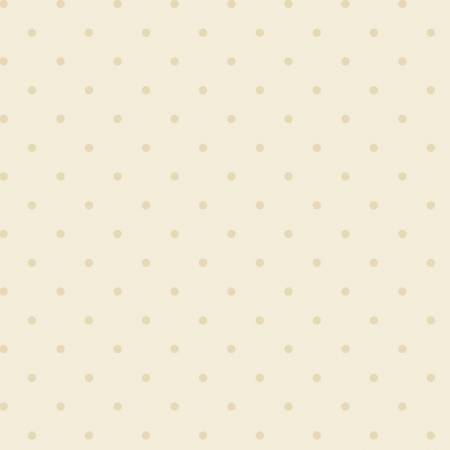 Pemberley - Dot Cream Flannel - by Rosemarie Lavin Design for Windham Fabrics