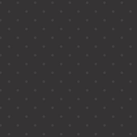 Dot Black Flannel-90-3