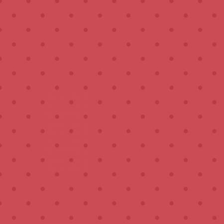 Dot Rose - Pemberley Flannel