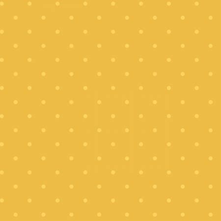 Dot Gold - Pemberley Flannel