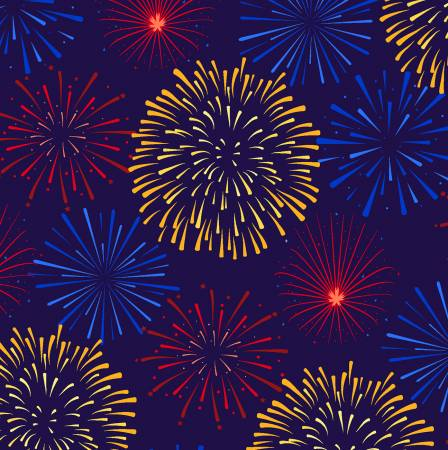 Navy Fireworks