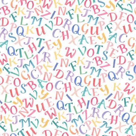 My Imagination-Tossed Alphabet-Multi