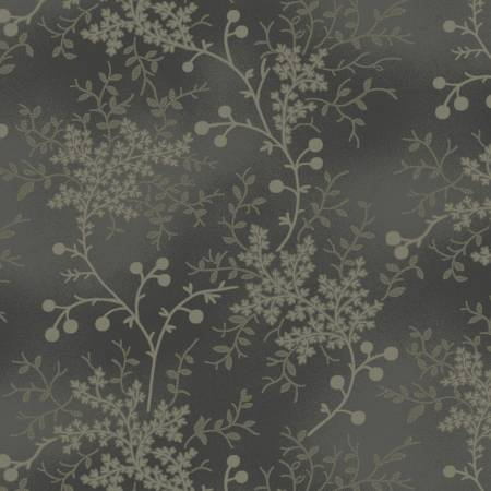 *Reeds Legacy Floral Vine Charcoal