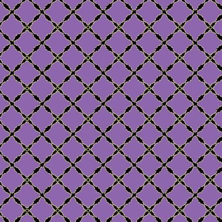 Lattice Lilac w/Metallic