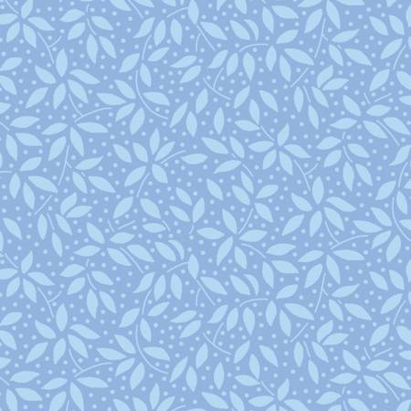 Blue Christmas Ivy