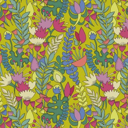 *Fantasy Chartreuse Florabundent