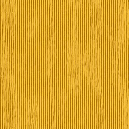 Candy Stripe Yellow Organic Cotton