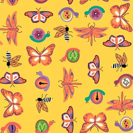 Juniper-Daffodil Insects