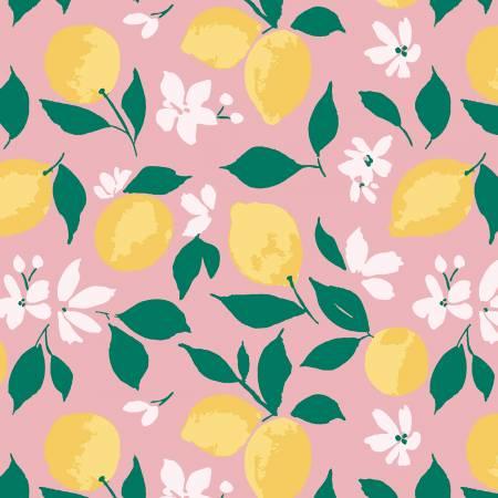 Pink Lemonade Light Pink Lemons 51322-4