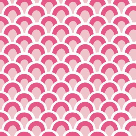 Pink Lemonade Dark Pink Waves  51326-6