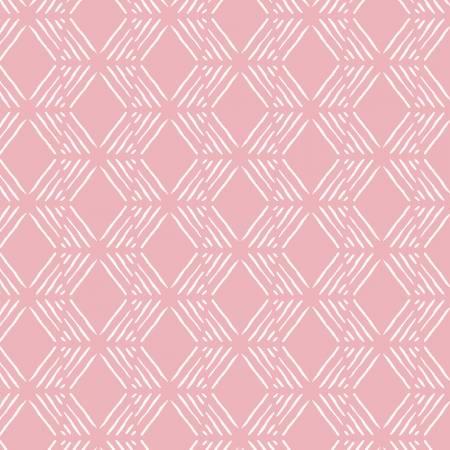 Pink Lemonade Light Pink Trellis 51326-4