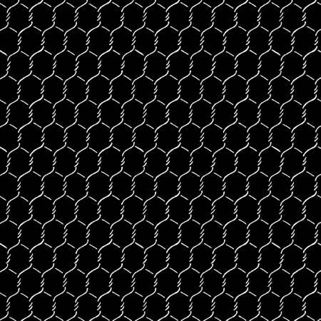 Chicken Wire-Black