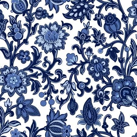 Porcelain Rambling Floral