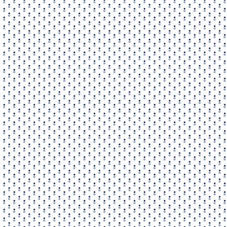 Porcelain Double Dot