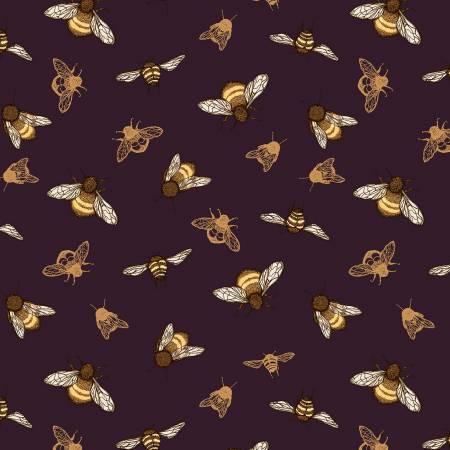 Tell the Bees 51435-4 Aubergi