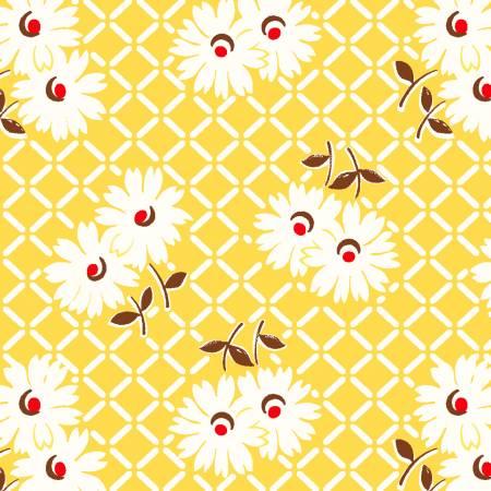 Daffodil Daisy Grid